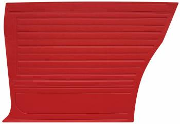 Distinctive Industries - Rear Panels Red - Image 1