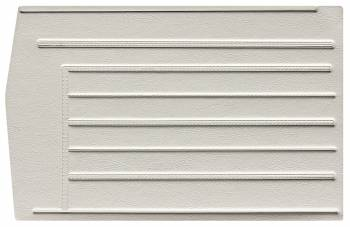 Distinctive Industries - Rear Panels White - Image 1