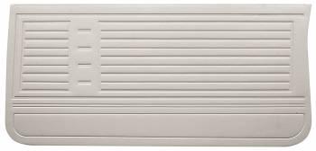 Distinctive Industries - Front Door Panels White - Image 1