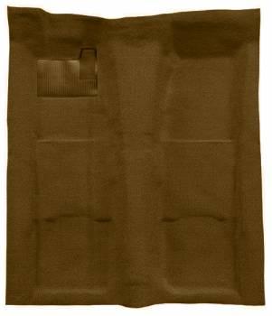 Auto Custom Carpet - Dark Saddle 80/20 Loop Carpet - Image 1