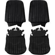 Distinctive Industries - Front Seat Covers Black - Image 1