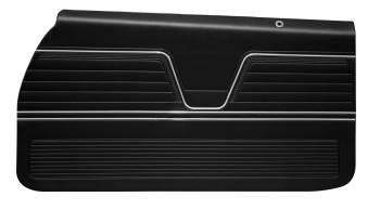 Distinctive Industries - Front Door Panels Black - Image 1