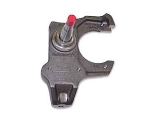 """McGaughy's Suspension - 2"""" Drop Spindles with Disc Brake Brackets - Image 1"""