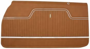 Distinctive Industries - Front Door Panels Tan - Image 1