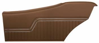 Distinctive Industries - Rear Panels Dark Saddle - Image 1