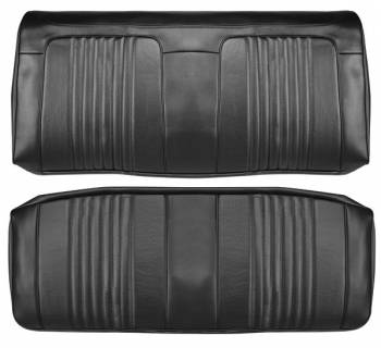 Distinctive Industries - Rear Seat Covers Black - Image 1