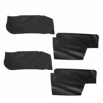 Distinctive Industries - Rear Arm Rest Covers Black - Image 1