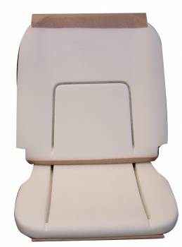 American Cushion Industries - Premium Bucket Seat Foam (Does One Seat) - Image 1