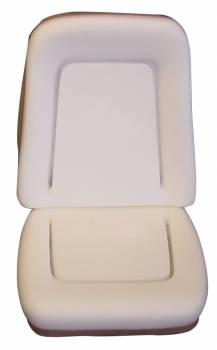 American Cushion Industries - Premium Bucket Seat Foam (Does One Seat) - Image 1