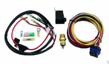 Cold Case Radiators - Fan Wiring Relay Kit - Image 1