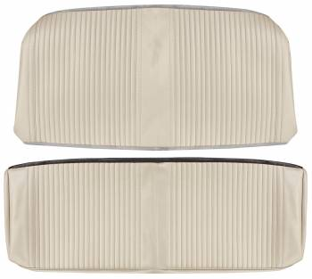 Distinctive Industries - Rear Seat Covers Light Fawn - Image 1