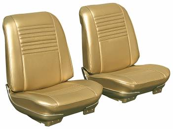 Distinctive Industries - Front Seat Covers Gold - Image 1