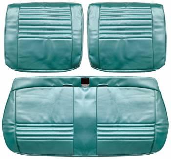 Distinctive Industries - Front Seat Covers Aqua - Image 1