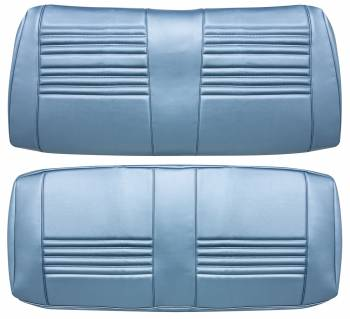 Distinctive Industries - Rear Seat Covers Light Blue - Image 1