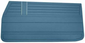 Distinctive Industries - Front Door Panels Blue - Image 1