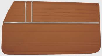 Distinctive Industries - Front Door Panels Saddle - Image 1