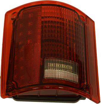 United Pacific - LED Taillight Lens LH without Trim - Image 1