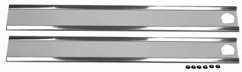 Center Grille Moldings | 1985-87 Chevy Truck | H&H Classic Parts | 8885