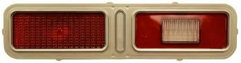 Taillight Lens LH | 1973-74 Nova | OER | 32629