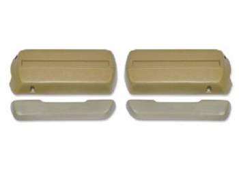 OER - Front Armrests Ivy Gold - Image 1