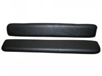 PUI - ArmRest Pads Black - Image 1
