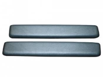 PUI (Parts Unlimited Inc.) - ArmRest Pads Light Blue - Image 1