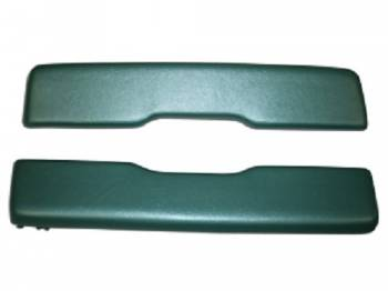 PUI (Parts Unlimited Inc.) - Arm Rest Pads Aqua - Image 1