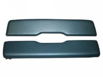 PUI - Arm Rest Pads Light Blue - Image 1
