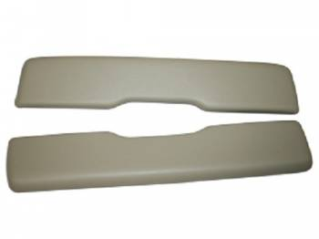 PUI (Parts Unlimited Inc.) - Arm Rest Pads Fawn - Image 1