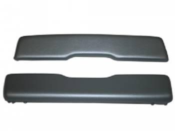 PUI - Arm Rest Pads Slate - Image 1