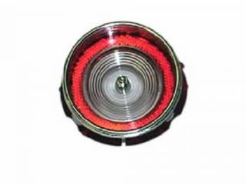 H&H Classic Parts - Backup Light Lens - Image 1