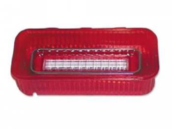 H&H Classic Parts - Backup Light Lens Center - Image 1