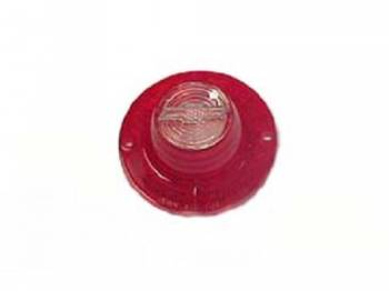 Trim Parts USA - Backup Light Lens with Bowtie - Image 1