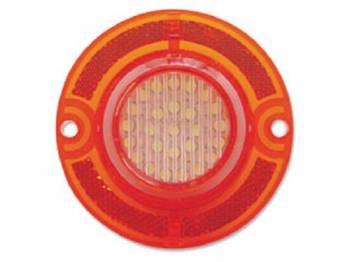 United Pacific - LED Backup Light Lens - Image 1