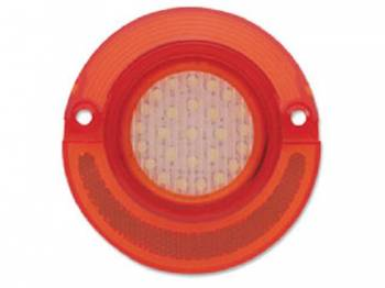 United Pacific - LED Backup Light Lens - Image 1