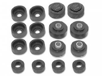 OER (Original Equipment Reproduction) - Body Mount Kit - Image 1