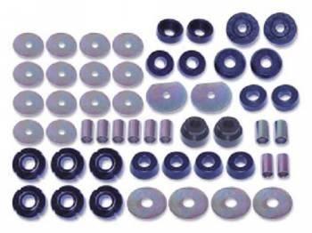 Prothane Motion Control - Urethane Body Mount Kit - Image 1