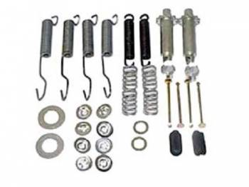 Shafer's Classic Reproductions - Brake Hardware Kit (Front only) - Image 1