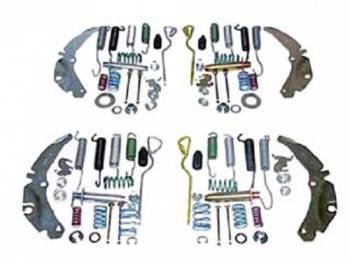 Shafer's Classic Reproductions - Brake Hardware Kit (all 4 Wheels) - Image 1