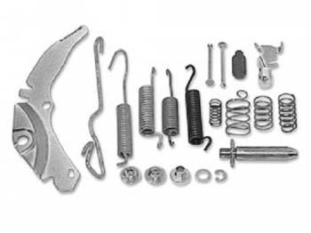Shafer's Classic Reproductions - Brake Hardware Kit (Rear only) - Image 1