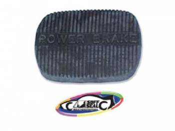 H&H Classic Parts - Brake Pedal Pad - Image 1