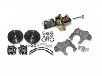 H&H Classic Parts - Disc Brake Conversion Kit - Image 1