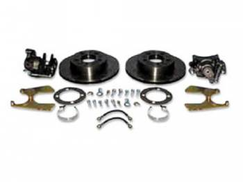 Classic Performance Products - Rear Disc Brake Kit - Image 1