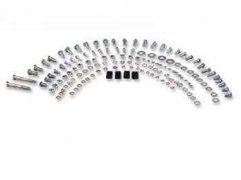 H&H Classic Parts - Front Bumper Bolt Kit - Image 1