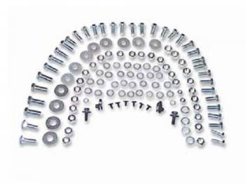 H&H Classic Parts - Front Bumper Bolt Kit - Image 1
