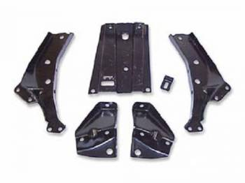 Dynacorn International LLC - Front Bumper Braces - Image 1