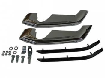 H&H Classic Parts - Front Bumper Guards - Image 1