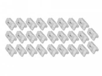 H&H Classic Parts - Quarter Panel Molding Clips - Image 1