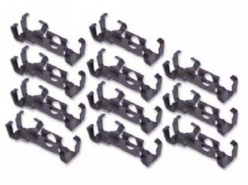 H&H Classic Parts - Rear Fin Molding Clip Set (For One Side) - Image 1