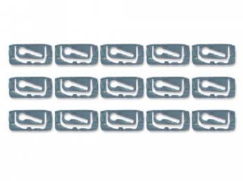 H&H Classic Parts - Windshield Molding Clips - Image 1